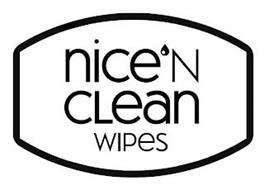 NICE'N CLEAN WIPES
