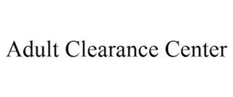ADULT CLEARANCE CENTER