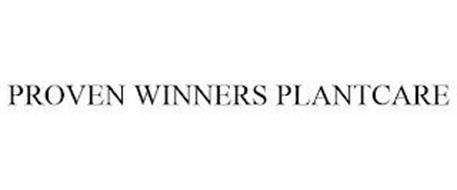 PROVEN WINNERS PLANTCARE