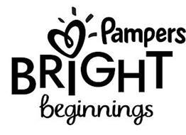 PAMPERS BRIGHT BEGINNINGS