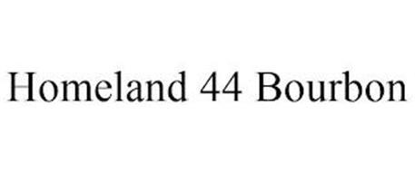 HOMELAND 44 BOURBON