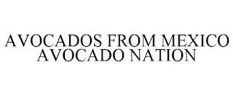 AVOCADOS FROM MEXICO AVOCADO NATION