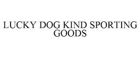 LUCKY DOG KIND SPORTING GOODS