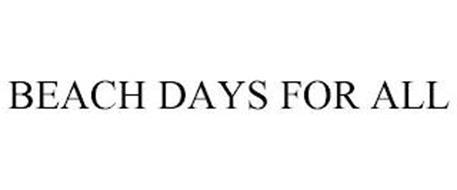 BEACH DAYS FOR ALL