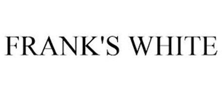 FRANK'S WHITE