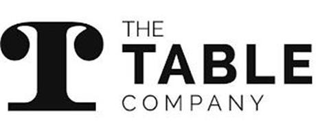 T THE TABLE COMPANY