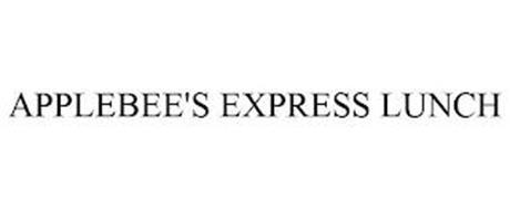 APPLEBEE'S EXPRESS LUNCH