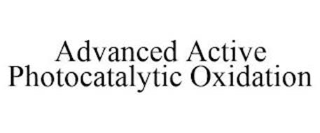 ADVANCED ACTIVE PHOTOCATALYTIC OXIDATION