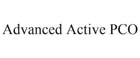 ADVANCED ACTIVE PCO