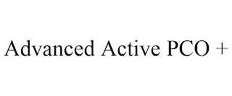 ADVANCED ACTIVE PCO +