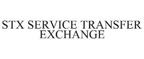 STX SERVICE TRANSFER EXCHANGE