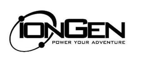 IONGEN POWER YOUR ADVENTURE