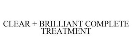 CLEAR + BRILLIANT COMPLETE TREATMENT