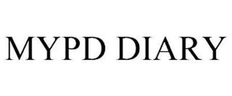 MYPD DIARY
