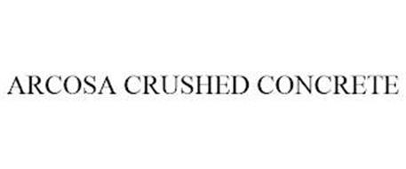 ARCOSA CRUSHED CONCRETE