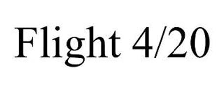 FLIGHT 4/20