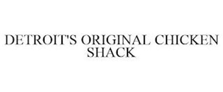 DETROIT'S ORIGINAL CHICKEN SHACK