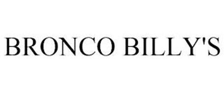 BRONCO BILLY'S