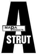 MAPA PRODUCTS STRUT A