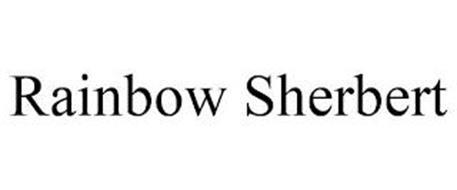 RAINBOW SHERBERT