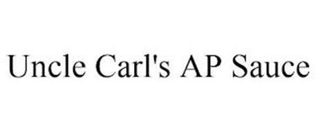 UNCLE CARL'S AP SAUCE