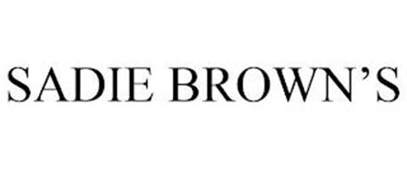 SADIE BROWN'S