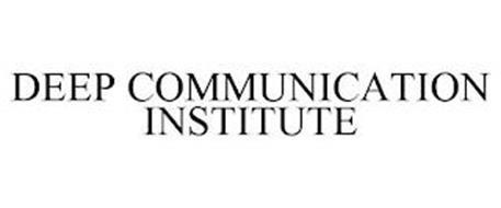 DEEP COMMUNICATION INSTITUTE