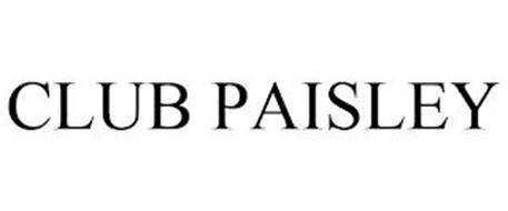 CLUB PAISLEY