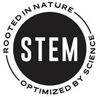 STEM ROOTED IN NATURE OPTIMIZED BY SCIENCE