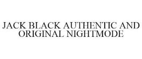 JACK BLACK AUTHENTIC AND ORIGINAL NIGHTMODE