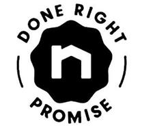N DONE RIGHT PROMISE