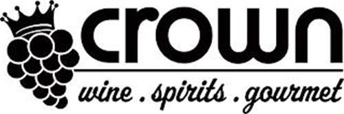 CROWN WINE . SPIRITS . GOURMET