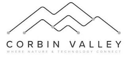 CORBIN VALLEY WHERE NATURE & TECHNOLOGY CONNECT