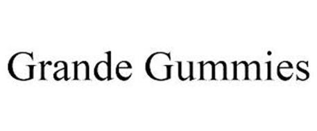 GRANDE GUMMIES