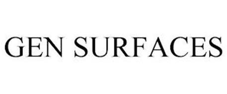 GEN SURFACES
