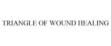 TRIANGLE OF WOUND HEALING