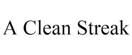 A CLEAN STREAK