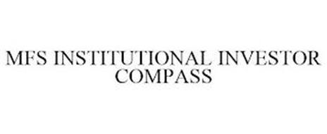 MFS INSTITUTIONAL INVESTOR COMPASS