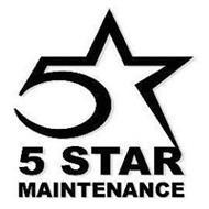 5 STAR MAINTENANCE