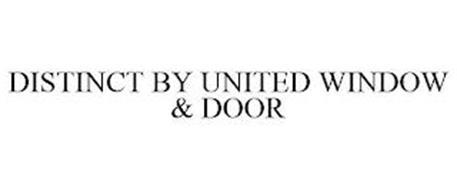 DISTINCT BY UNITED WINDOW & DOOR