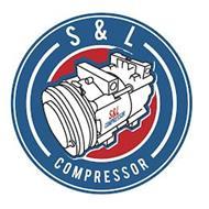 S&L S&L COMPRESSOR COMPRESSOR