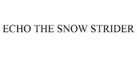 ECHO THE SNOW STRIDER