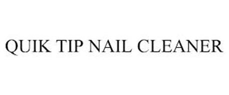 QUIK TIP NAIL CLEANER