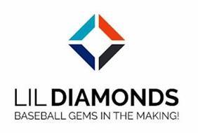 LIL DIAMONDS BASEBALL GEMS IN THE MAKING!