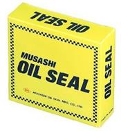 MUSASHI OIL SEAL M MUSASHI OIL SEAL MFG. CO., LTD.
