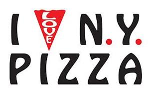 I LOVE N.Y. PIZZA