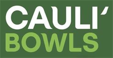 CAULI' BOWLS