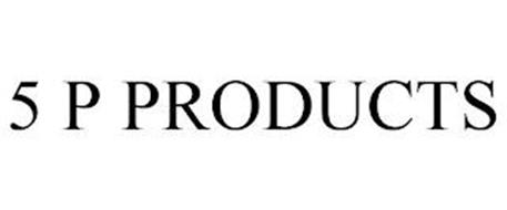 5 P PRODUCTS