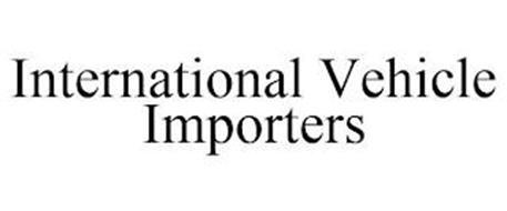 INTERNATIONAL VEHICLE IMPORTERS