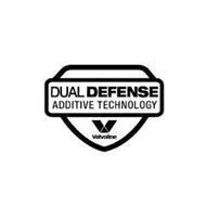 DUAL DEFENSE ADDITIVE TECHNOLOGY V VALVOLINE